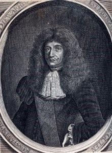 Retrato de Johann Kunckel