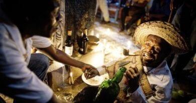 La religión vudú es practicada en muchas regiones del planeta