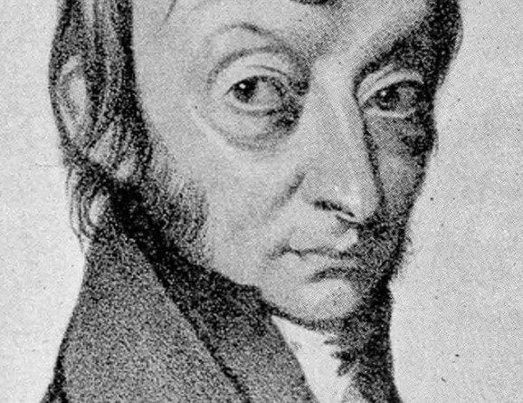 Amedeo Avogadro (1776 – 1856)