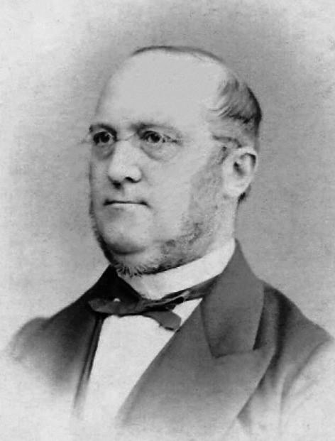 Hermann Kolbe (1818 - 1884)
