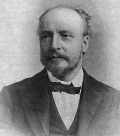 James Dewar (1842 – 1923)