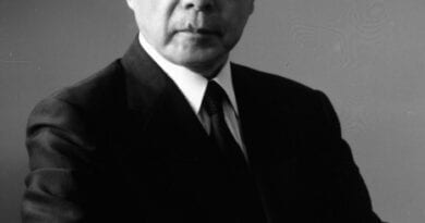 Kenichi Fukui (1918 – 1998)