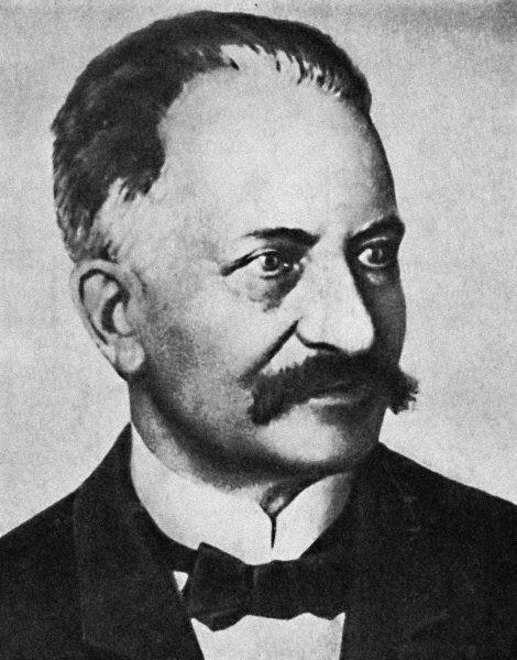 Paul Walden (1863-1957)