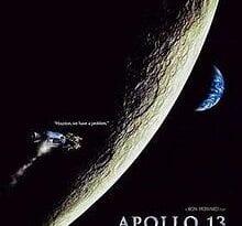 Cartel del estreno en cines de Apolo 13